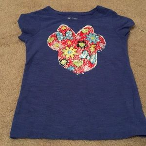 Minnie shirt with precious detail!